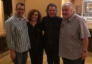 Jason, Melissa Manchester, Terry Wollman & Cliff