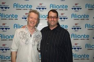 Peter White and Jason