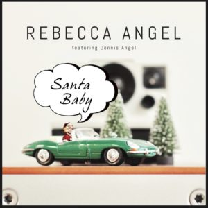 Rebecca Angel Santa Baby cover art (1)