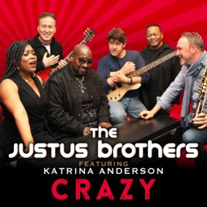 The Justus Brothers Crazy single cover